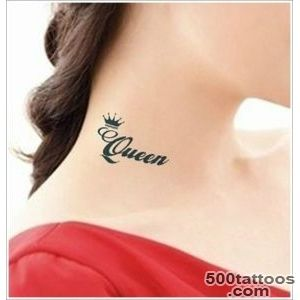 40 Glorious Crown Tattoos and Meanings_28