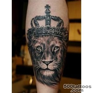 50 Meaningful Crown Tattoos  Art and Design_18