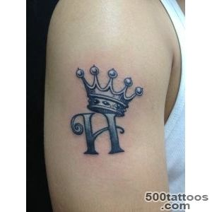 Crown Tattoos Designs, Ideas and Meaning  Tattoos For You_11