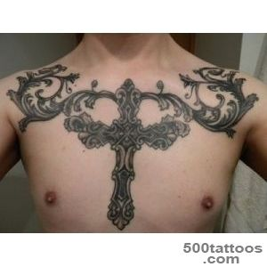 50 Creative Cross Tattoo Designs  Art and Design_42