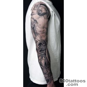 Top 60 Best Cross Tattoos For Men   Photo Ideas And Designs_24