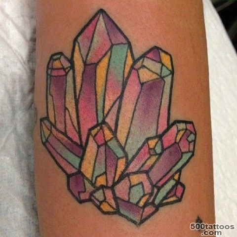 Tattoo To Do#39s on Pinterest  Crystal Tattoo, Barbie Tattoo and ..._16