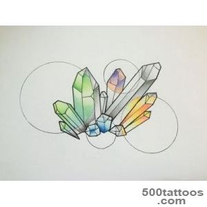 Crystal Tattoo Design by georgianielson on DeviantArt_20