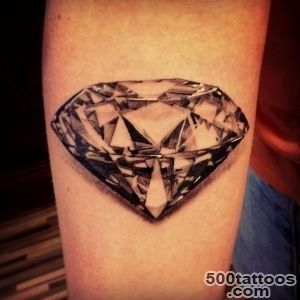INKFOLDER » 3d Crystal Tattoo_6