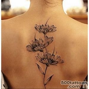 12 Pretty Daisy Tattoo Designs You May Love   Pretty Designs_17