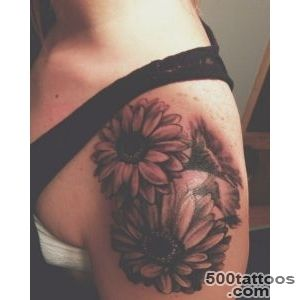 12 Pretty Daisy Tattoo Designs You May Love   Pretty Designs_21