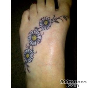 30 Beautiful Daisy Tattoo Designs_25