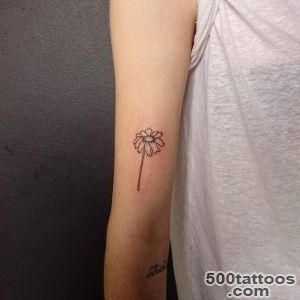 Daisy Tattoo  Best Design Tattoo_39