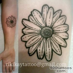 Daisy Tattoos, Designs And Ideas  Page 5_10