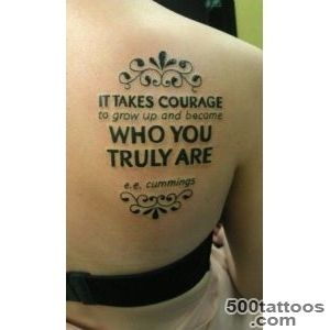 Quote tattoo Decorative design  Art  Pinterest  Typography _28