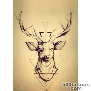 1000+ ideas about Deer Tattoo on Pinterest  Tattoos, Hunting _1