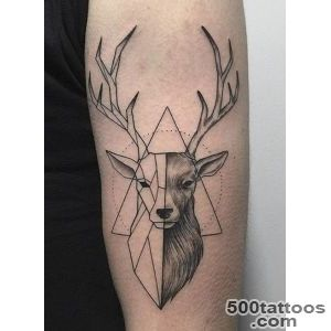 1000+ ideas about Deer Tattoo on Pinterest  Tattoos, Hunting _2