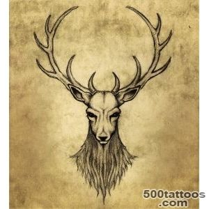 Deer tattoo by chooseloveorsympathy on DeviantArt_48