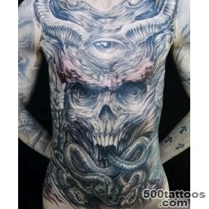 Demon Tattoos, Designs And Ideas_7