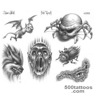 Demon Tattoos, Designs And Ideas  Page 5_15