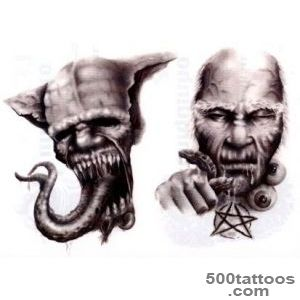 Demon Tattoos, Designs And Ideas  Page 9_46