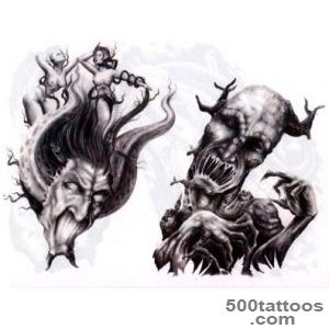 DEMON TATTOOS   Tattoes Idea 2015  2016_44