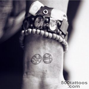 DICE TATTOOS   Tattoes Idea 2015  2016_50