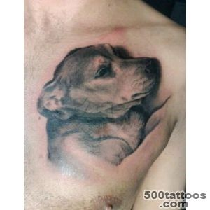 Dog Tattoos For Men   The Coolest Dog Tattoo Designs_33