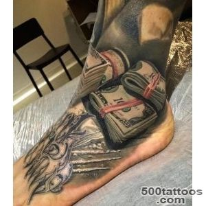 Cash Ankle, 100 Dollar Bills  Best tattoo ideas amp designs_5
