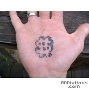 Dollar Sign Tattoo  Tattoo Boy_26