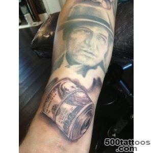 Money Tattoos Designs, Ideas and Meaning  Tattoos For You_4