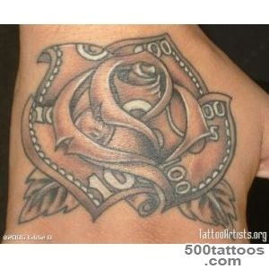 Pin Hundred Dollar Bill Rose Tattoo 1 on Pinterest_33