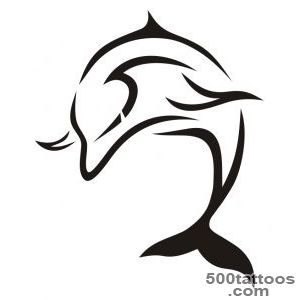 33+ Latest Dolphin Tattoo Designs And Ideas_8