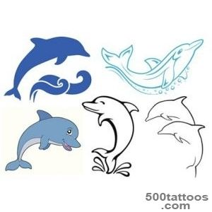 33+ Latest Dolphin Tattoo Designs And Ideas_47