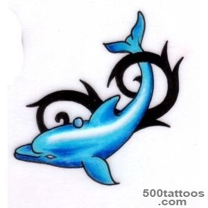 Dolphin Tattoos, Designs And Ideas_1
