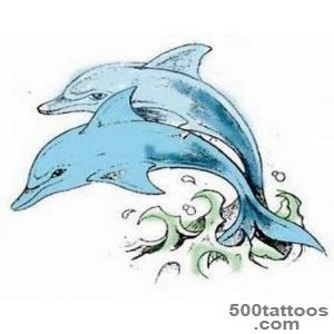 Pin Dolphin Tattoo Design Photo Falito 43 Share Images on Pinterest_36