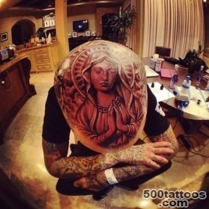 Dope Dome Tattoos! Rap amp Rock Star Edition (PHOTOS)  Global Grind_8