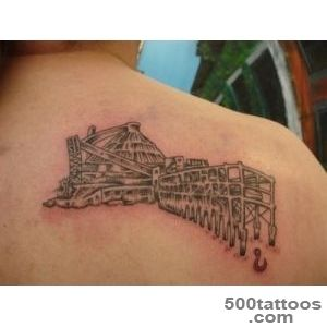Dude Has Red Hook#39s Demolished Revere Dome Tattooed on His Shoulder_21