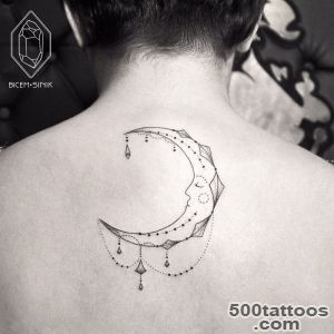 Geometric Line And Dot Tattoos By Turkish Artist Prove Less Is _24