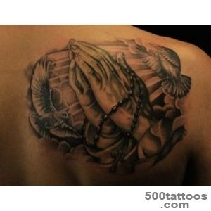 Dove Tattoos Design Ideas For Men and Women_50