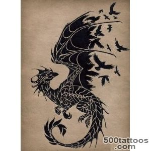 50 Amazing Dragon Tattoos You Should Check Out  Tattoos Me_25