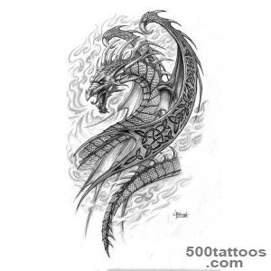 1000+ ideas about Dragon Tattoo Designs on Pinterest  Japanese _24