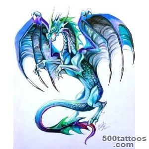 Dragon Tattoos, Designs And Ideas  Page 7_45