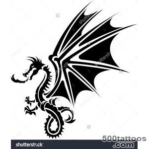 Dragon Tattoo Stock Photos, Images, amp Pictures  Shutterstock_42