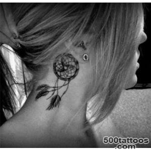 50 Dreamcatcher Tattoo Designs for Women  Art and Design_26