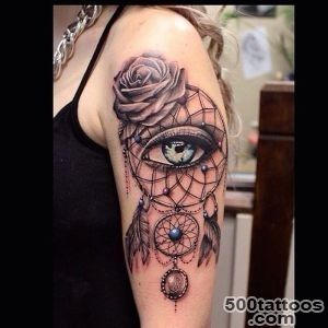 72 Unique Dreamcatcher Tattoos with Images   Piercings Models_15