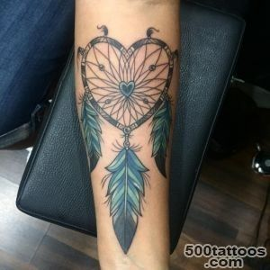 100 Best Dreamcatcher Tattoos amp Meanings [2016 Collection]_30