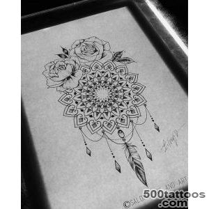 1000+ ideas about Dreamcatcher Tattoos on Pinterest  Tattoos _18