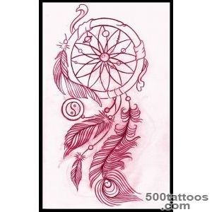 Dreamcatcher tattoo design by ~thirteen7s on deviantART i _22