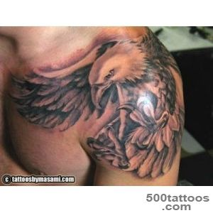 12 Best Eagle Tattoo Images And Designs Ideas_26