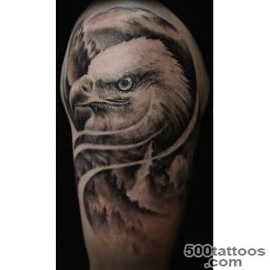 30 Awesome Eagle Tattoo Designs  Art and Design_32