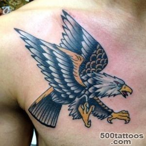 45 Inspiring Eagle Tattoo Designs and Meaning   Spread Your Wings_6