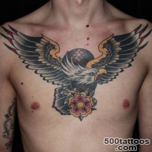 45 Inspiring Eagle Tattoo Designs and Meaning   Spread Your Wings_20