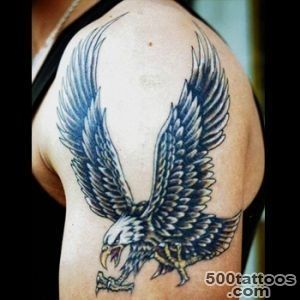 Eagle Tattoo Meanings  iTattooDesignscom_41