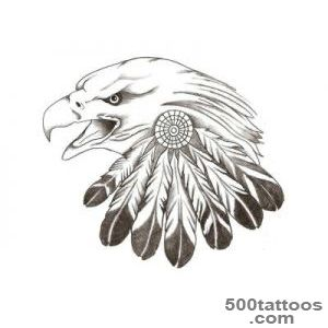 Indian Eagle Tattoo Designs   Tattoes Idea 2015  2016_50